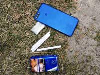 Уголовное дело о незаконном приобретении и хранении наркотиков
